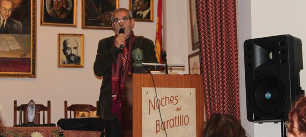 José Luis González Cáceres. Noches del Baratillo.13 de enero de 2011